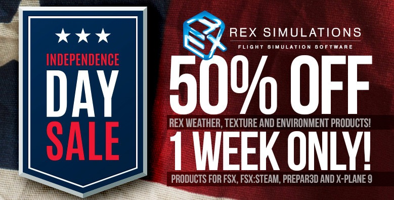 REX On Sale