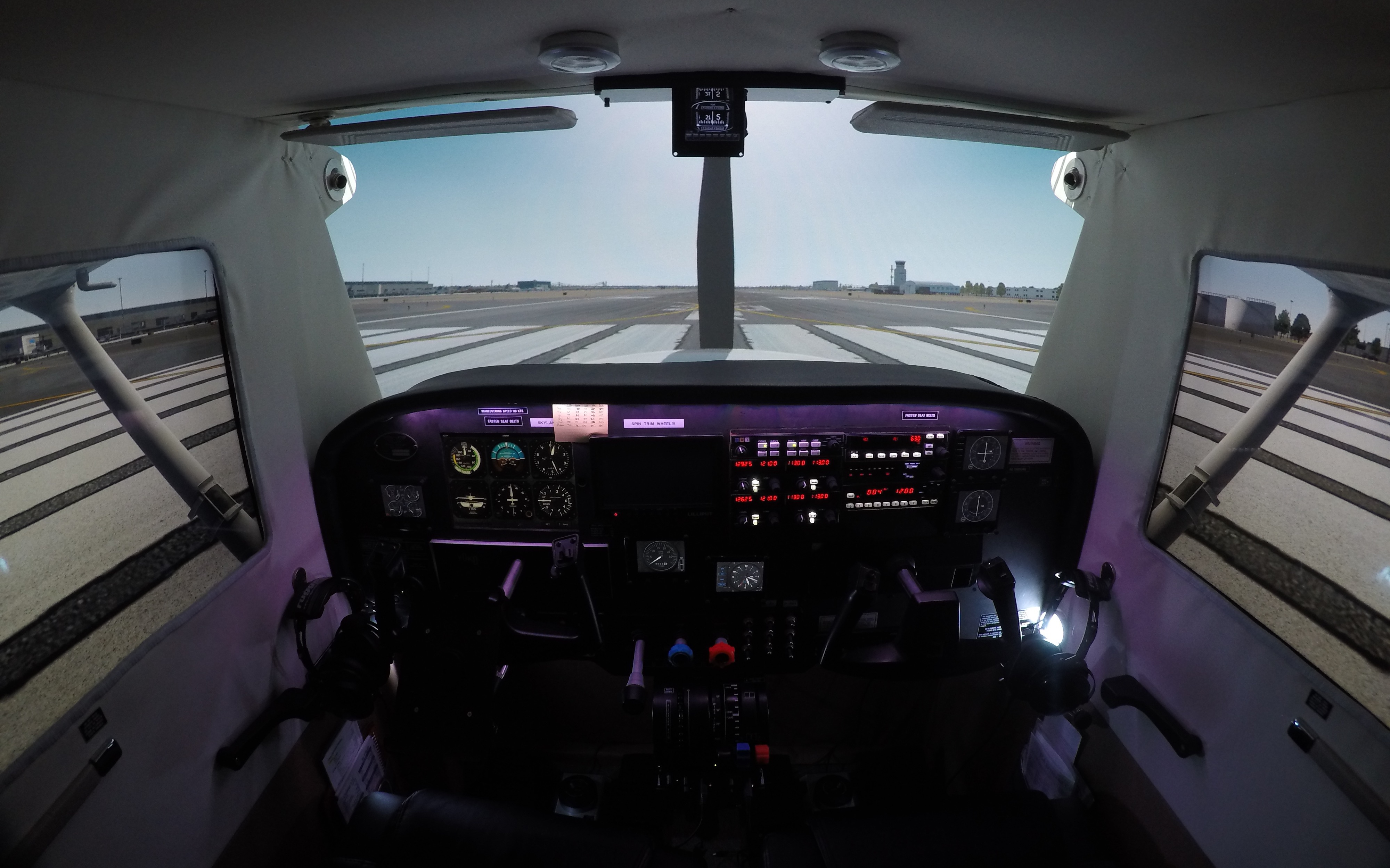 X-Plane 11 – On The Glideslope