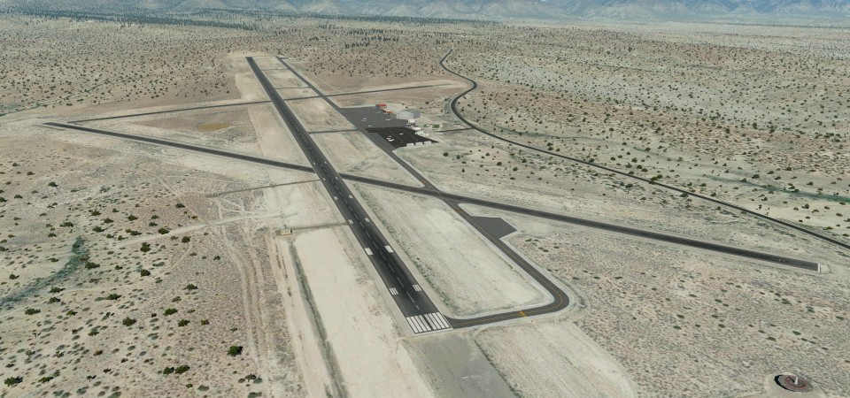 KPUC Carbon County Scenery (X-Plane) – On The Glideslope
