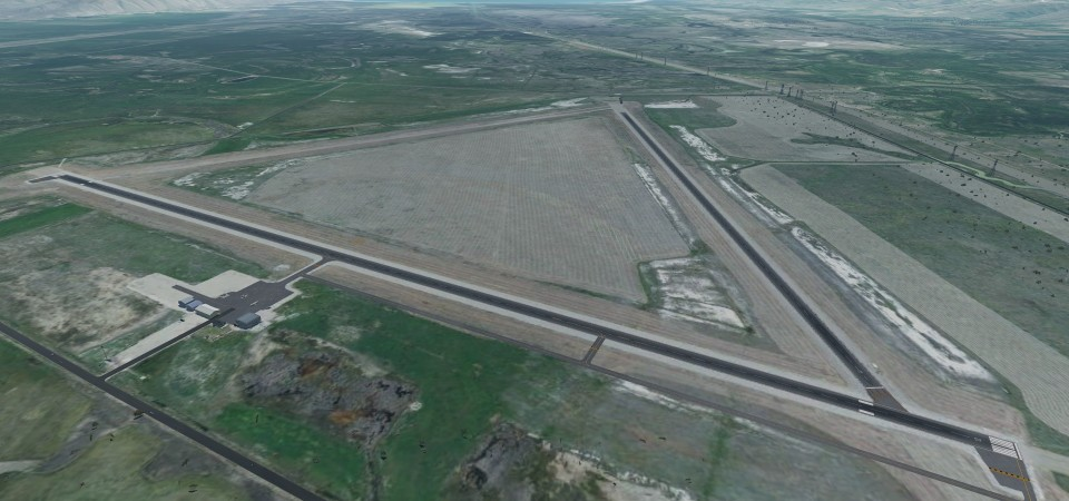 1U7 Bear Lake County (X-Plane)